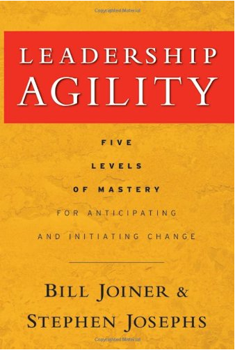 Link To Leadership Agility at Amazon